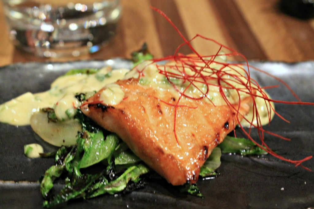 Dine at Yusho at the Monte Carlo in Vegas!