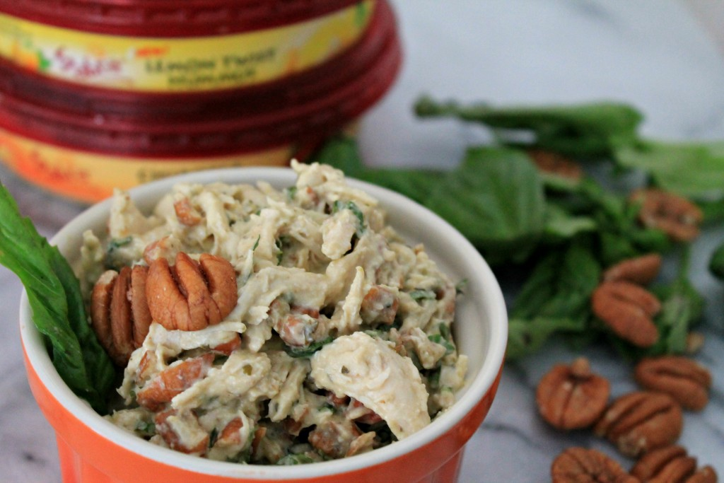 Hummus Chicken Salad 001
