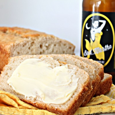 Honey Summer Ale Beer Bread