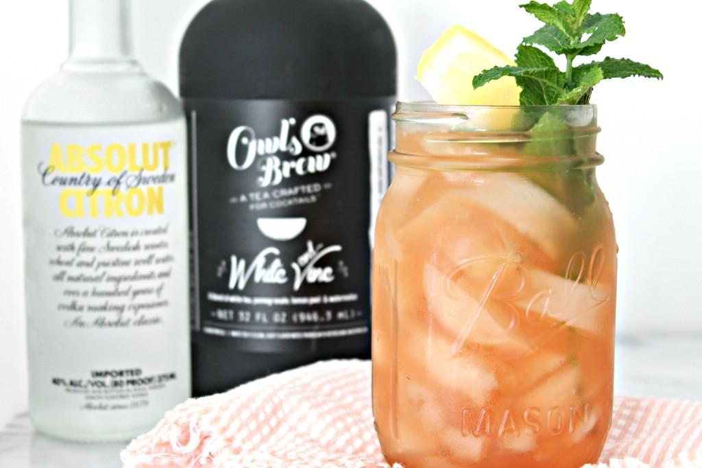White Tea & Watermelon Cocktail 02