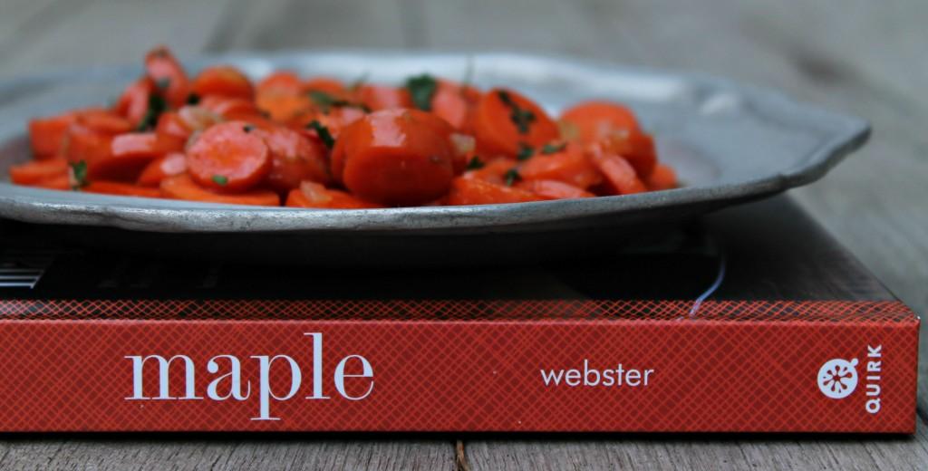 Maple Glazed Carrots 03