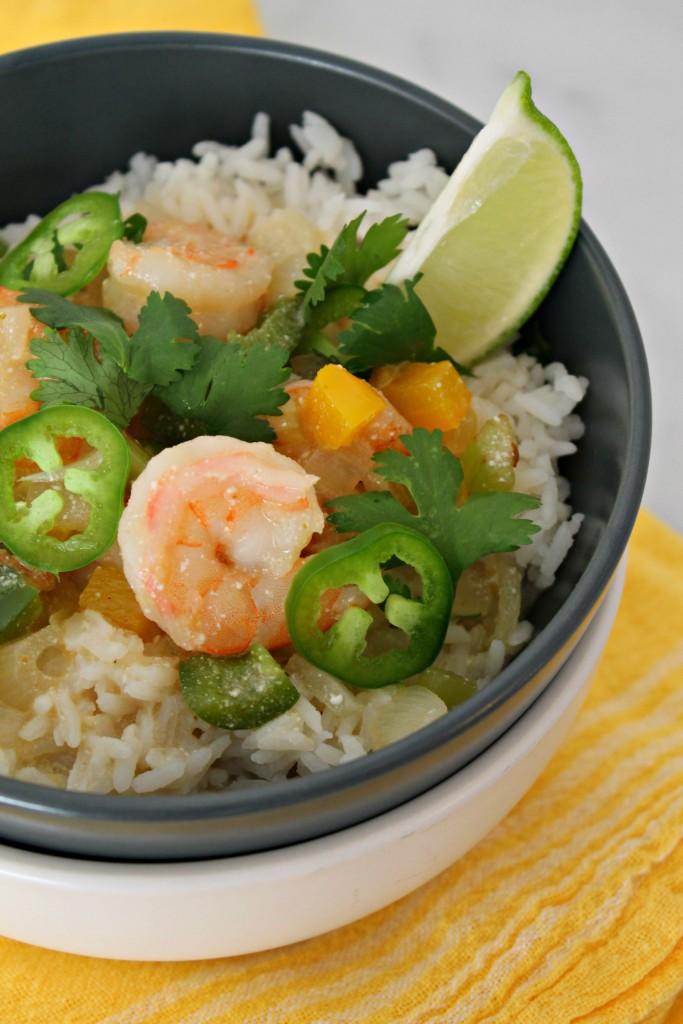 Thai Shrimp Soup 03
