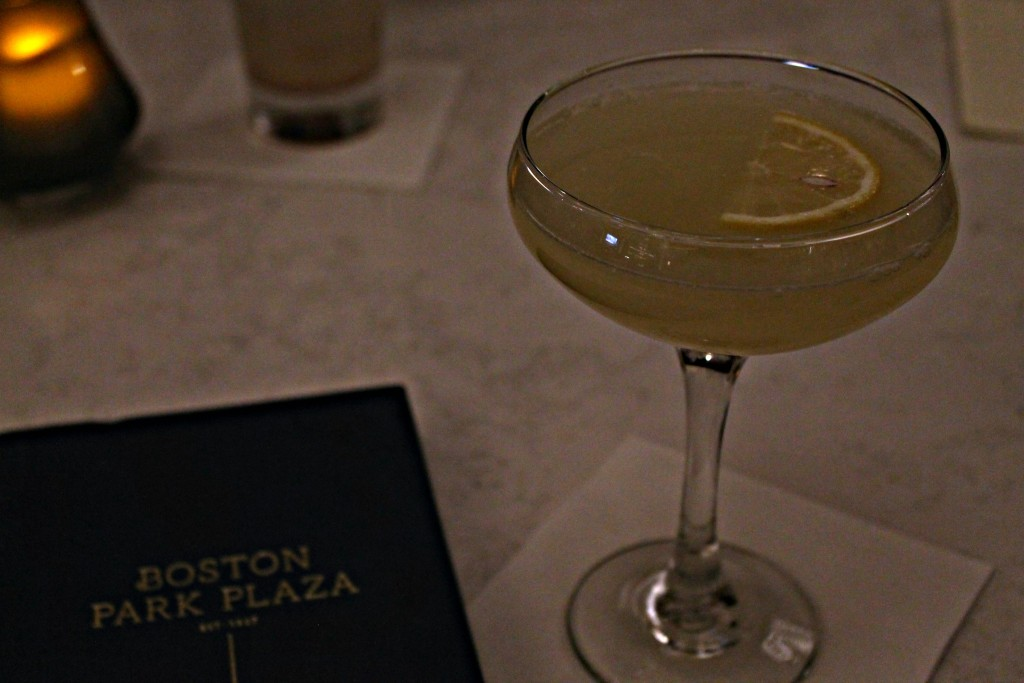 Discover the Boston Park Plaza Hotel and it's bar & dessert offerings!