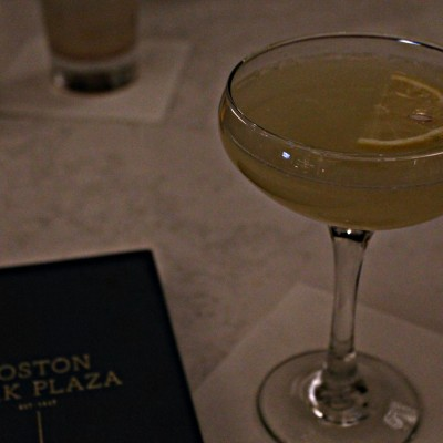 Exploring Boston's Cocktails