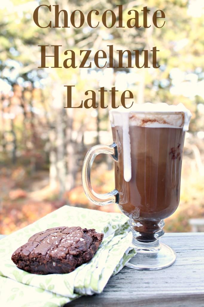 Chocolate Hazelnut Latte 01