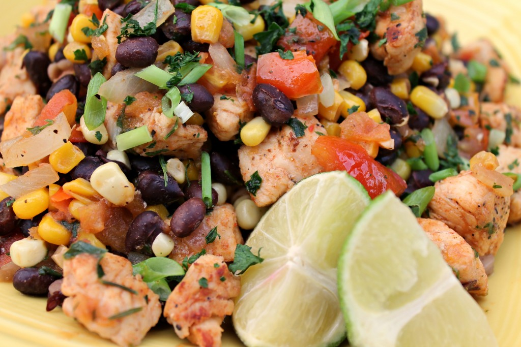 Southwestern Chicken Dinner Recipe