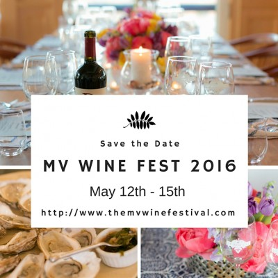 Martha's Vineyard Wine Fest 2016
