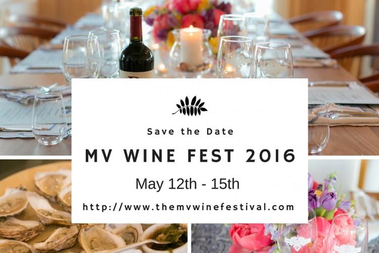 Martha's Vineyard Wine Fest 2016