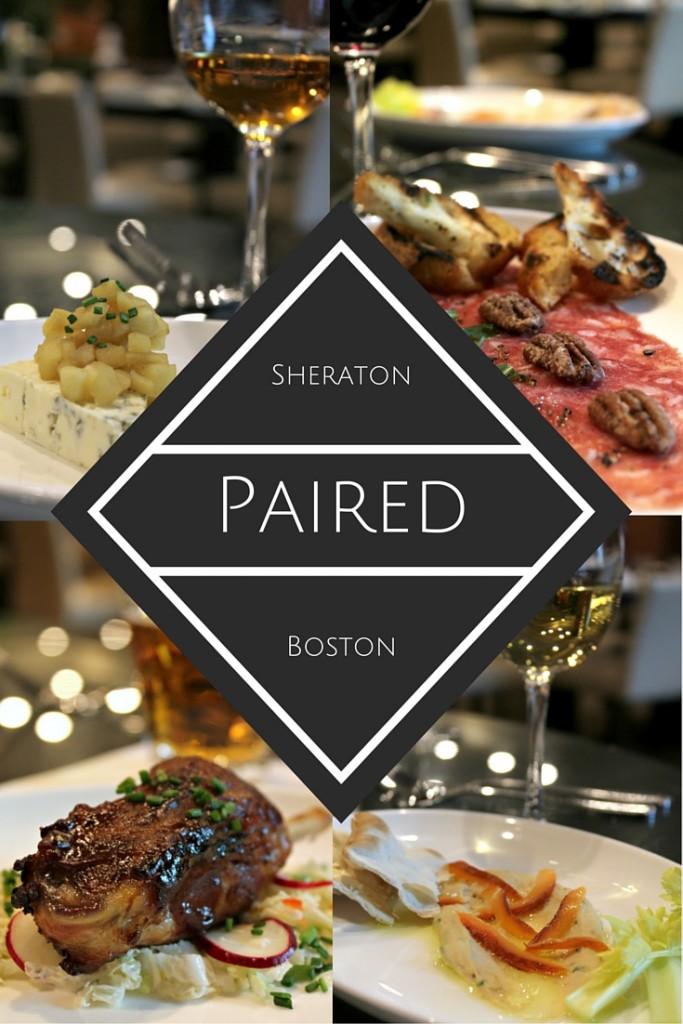 Paired, Sheraton Boston
