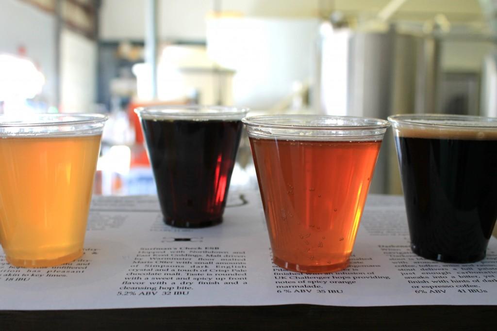 Cape Cod's Latest Brewery: Devil's Purse Brewing Co.