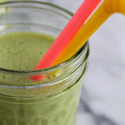 Healthy Tropical Smoothie