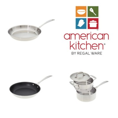 American Kitchen Cookware Giveaway