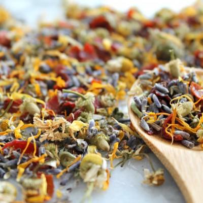 DIY Loose Leaf Tea Blends