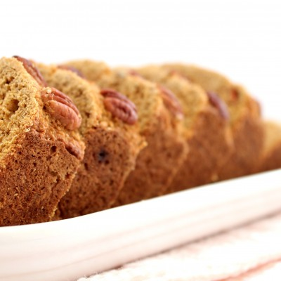 Juicer Pulp Spiced Carrot Pecan Bread