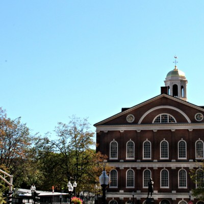 Visiting Boston in the Fall