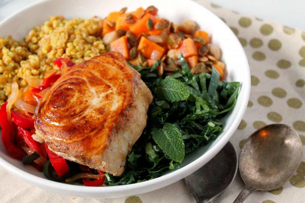 Swordfish Grain Bowl 02