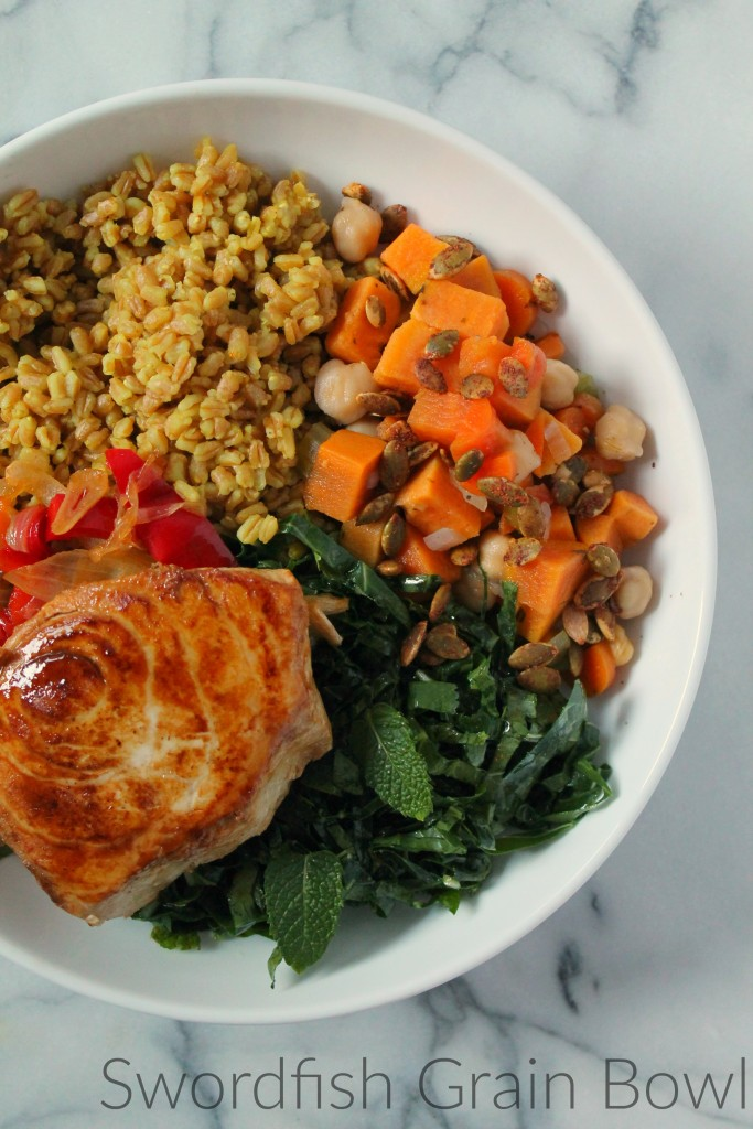Swordfish Grain Bowl 03