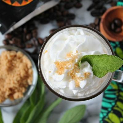 Brown Sugar Sage Latte