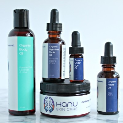 Beauty For Foodies: Hanu Skin Care