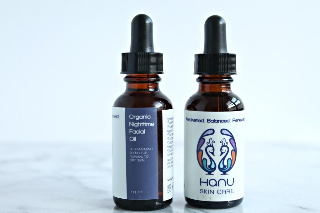 Winter Essential Facial Oils