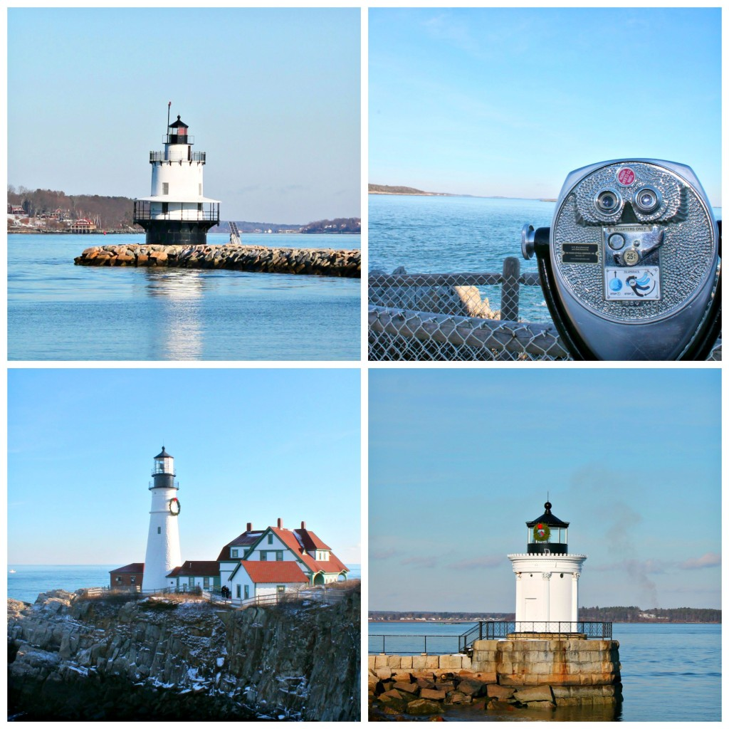 Maine Lighthouses Travel Foodie Guide