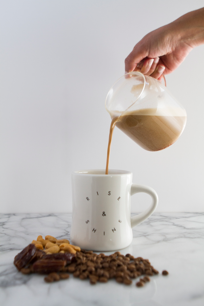 Cinnamon Cashew Latte recipe