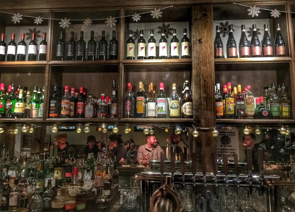 Foodie Guide to Burlington, VT - Bar