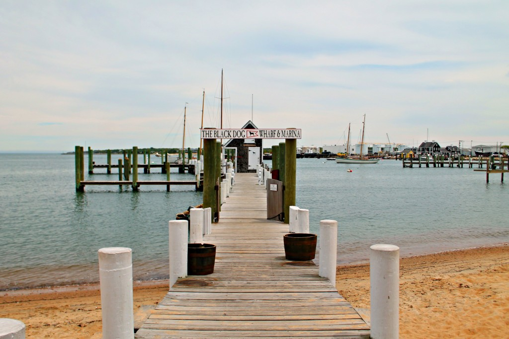 Explore the quaint town of Vineyard Haven, on the island of Martha's Vineyard, in New England.