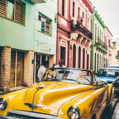 Traveler's Guide to Cuba