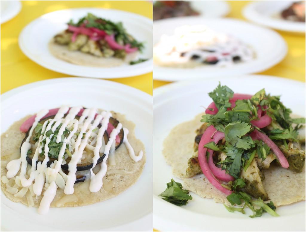 Where to Eat in Edgartown, Martha's Vineyard: Backyard Tacos