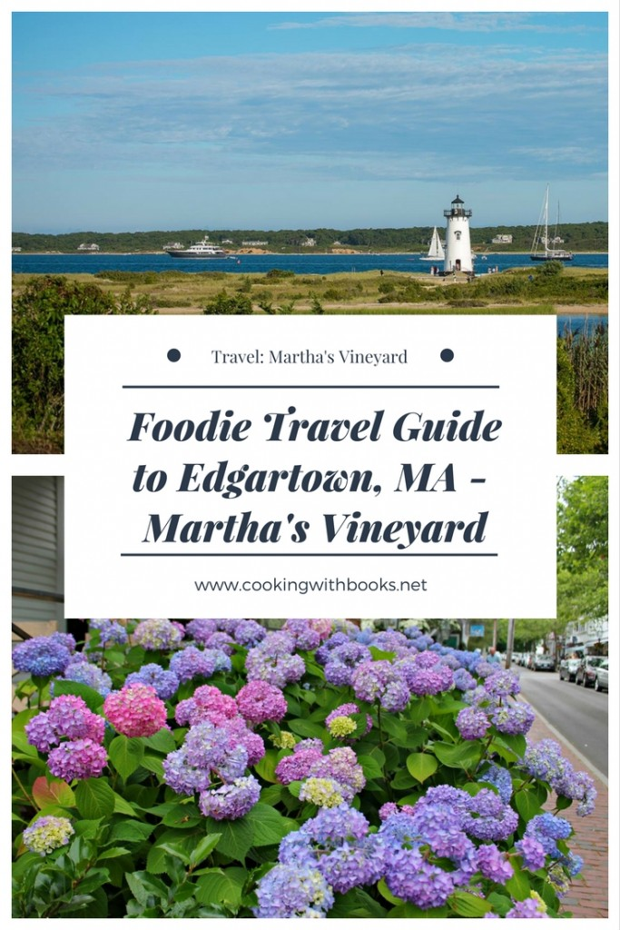 Edgartown Martha's Vineyard Travel Guide - Cape Cod, New England