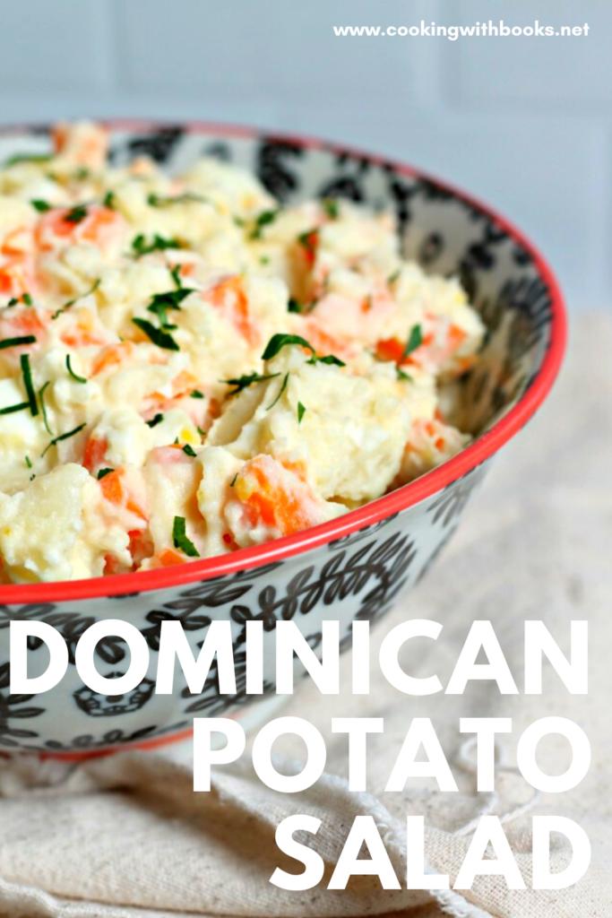 Dominican Potato salad