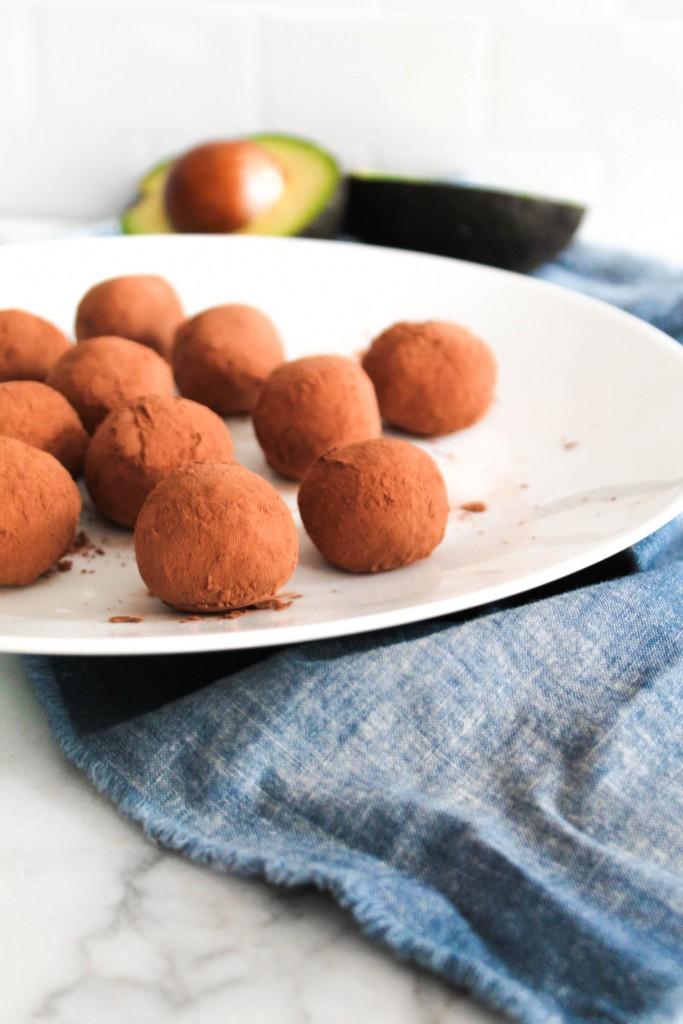 Avocado Fudge Truffles-2