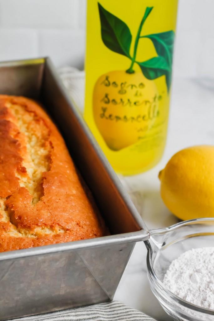 Limoncello Pound Cake Recipe