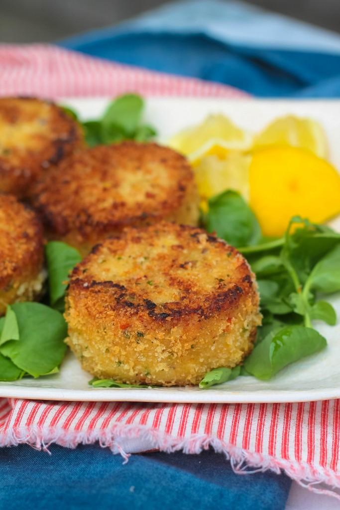 Quick and Easy Fish Cakes recipe