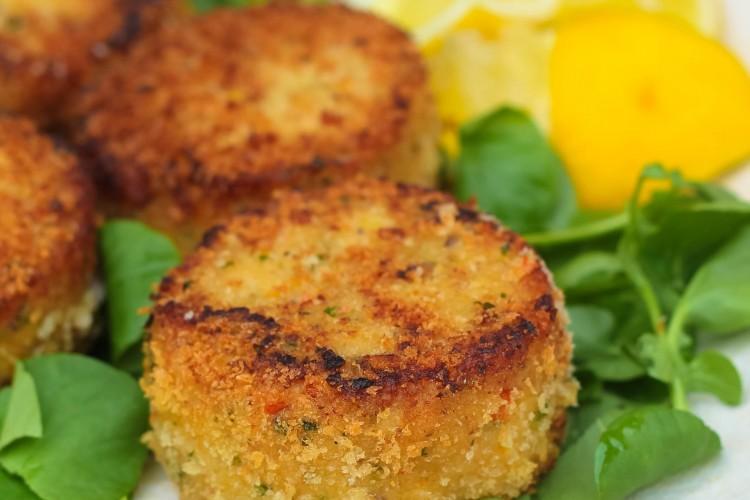 Quick & Easy Fish Cakes