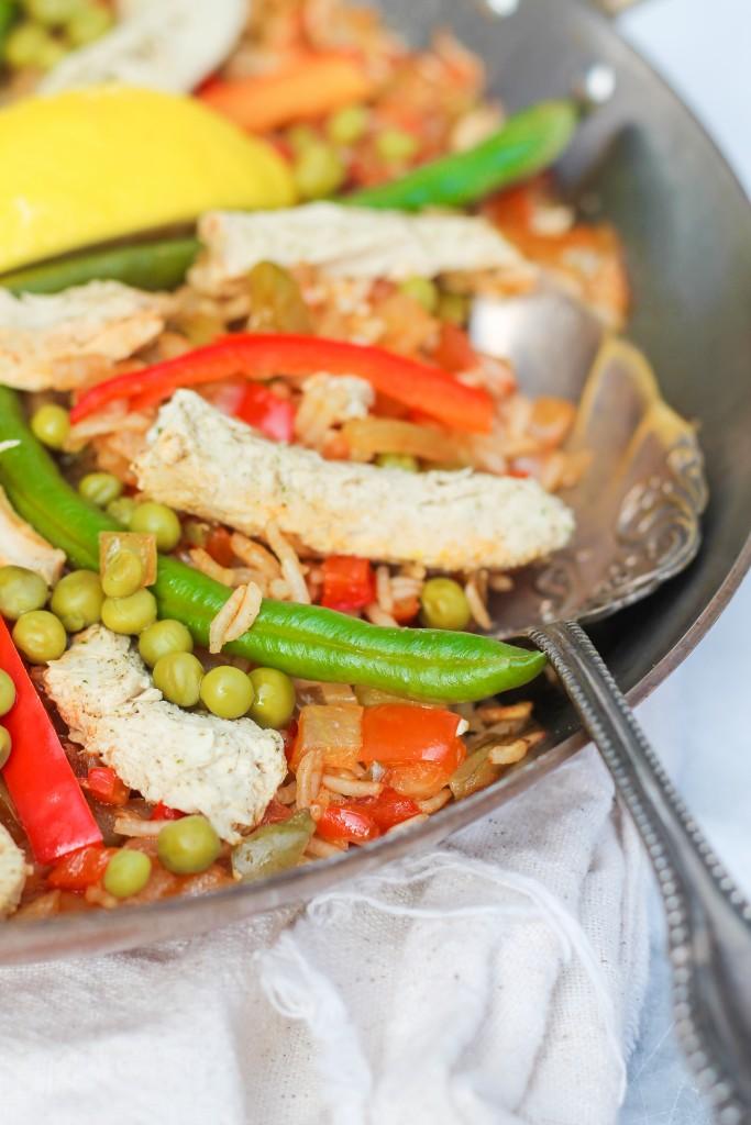Vegan Paella-2