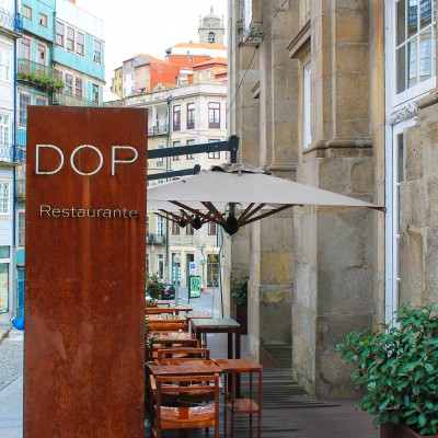 DOP Restaurant, a chef-led experience in Porto