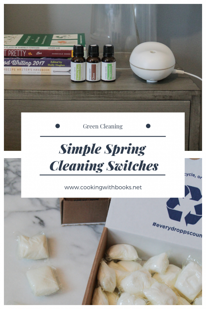 Simple Spring Cleaning Switches