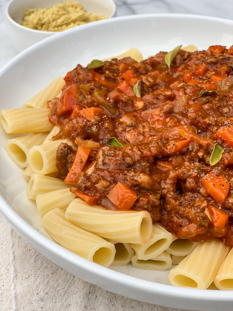 Beyond Meat Bolognese-6