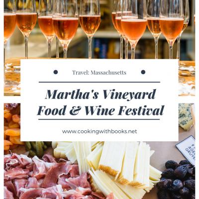 2019 Martha's Vineyard Food & Wine Festival