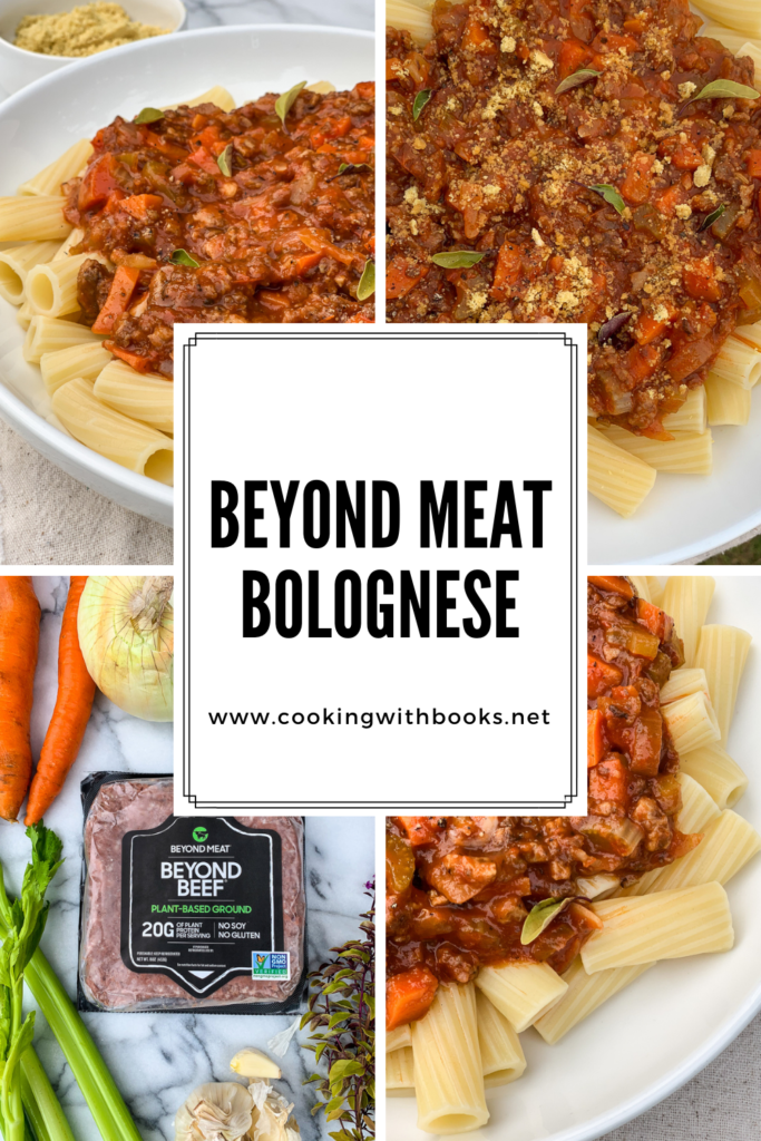 Beyond Meat Bolognese