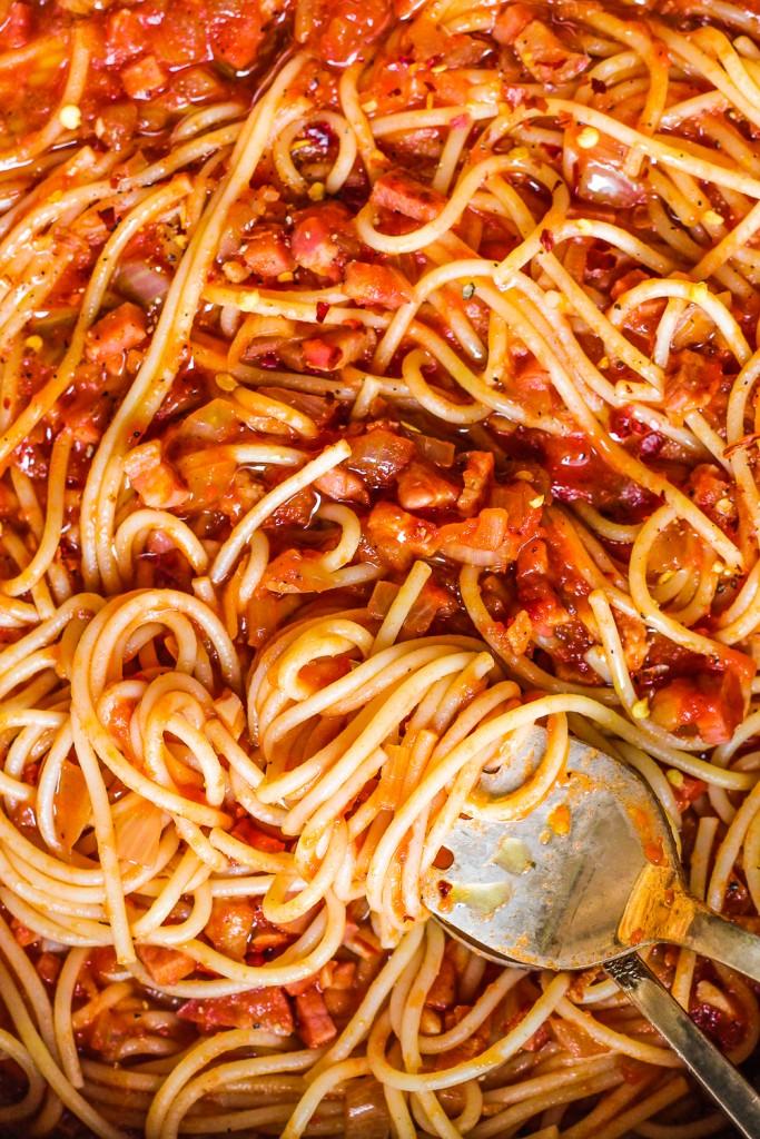 Spaghetti Alla Amatriciana-29