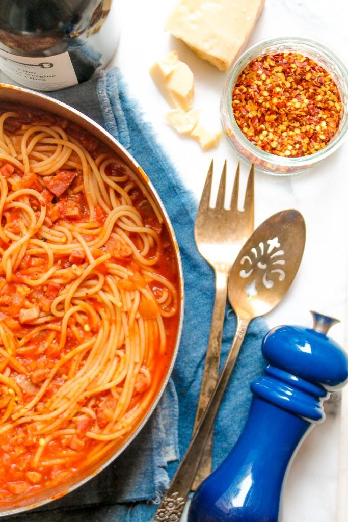 Spaghetti Alla Amatriciana-8