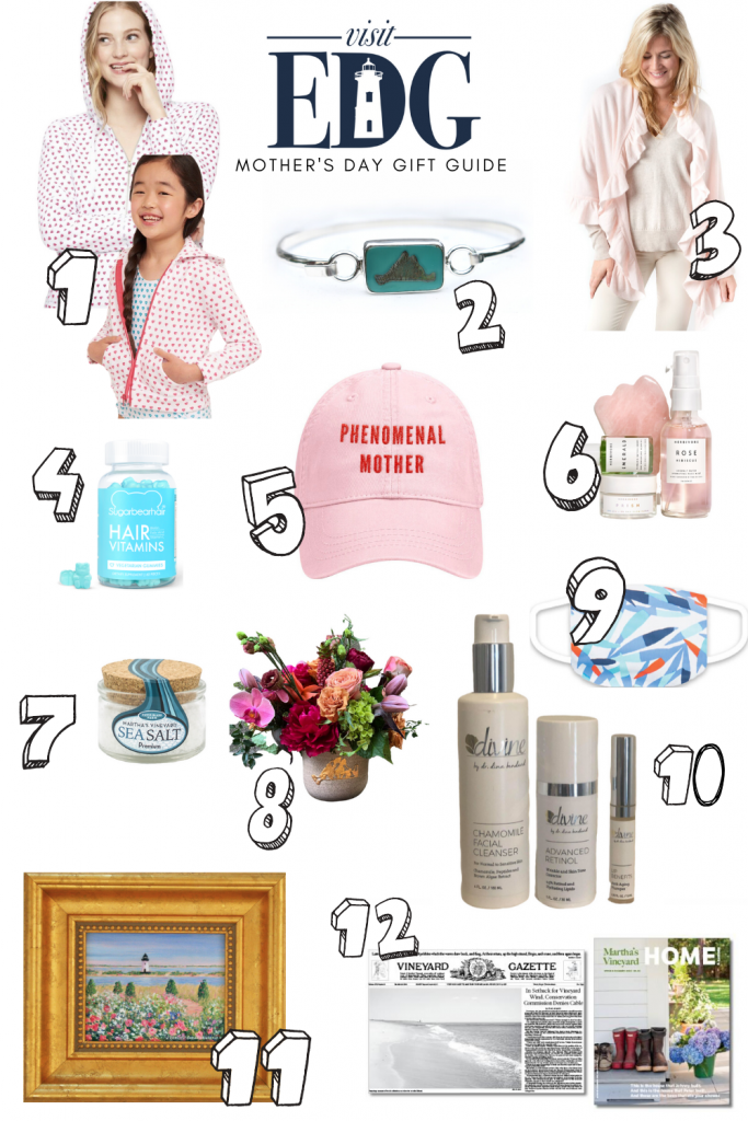 Edgartown Mother's Day Gift Guide