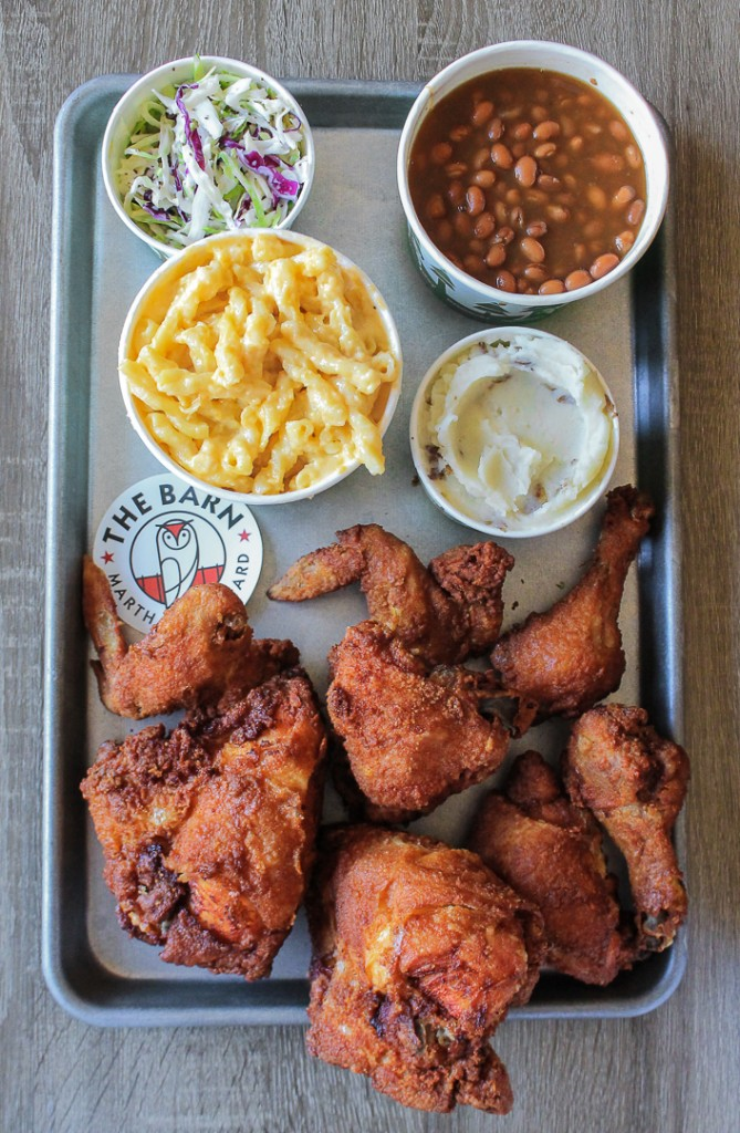 Barn Takeout Fried Chicken-14