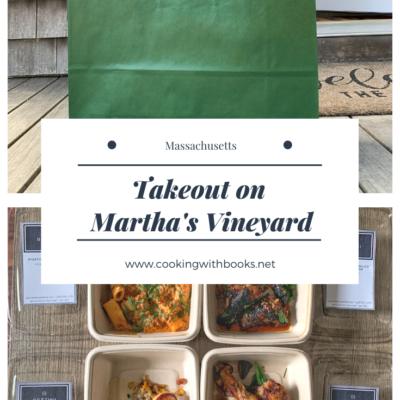 Where To Order Takeout on Martha's Vineyard
