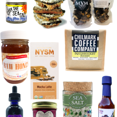 Martha's Vineyard Local Foodie Gift Guide