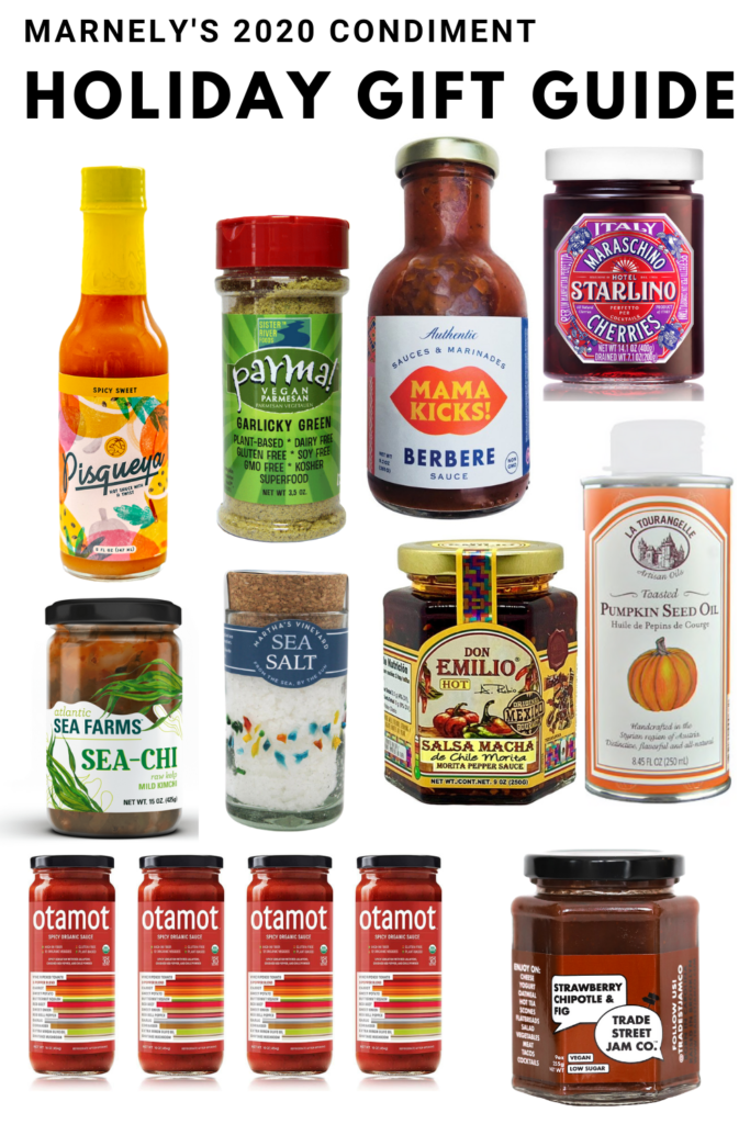 condiment gift guide