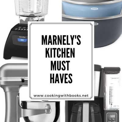 Marnely's Kitchen Must Haves